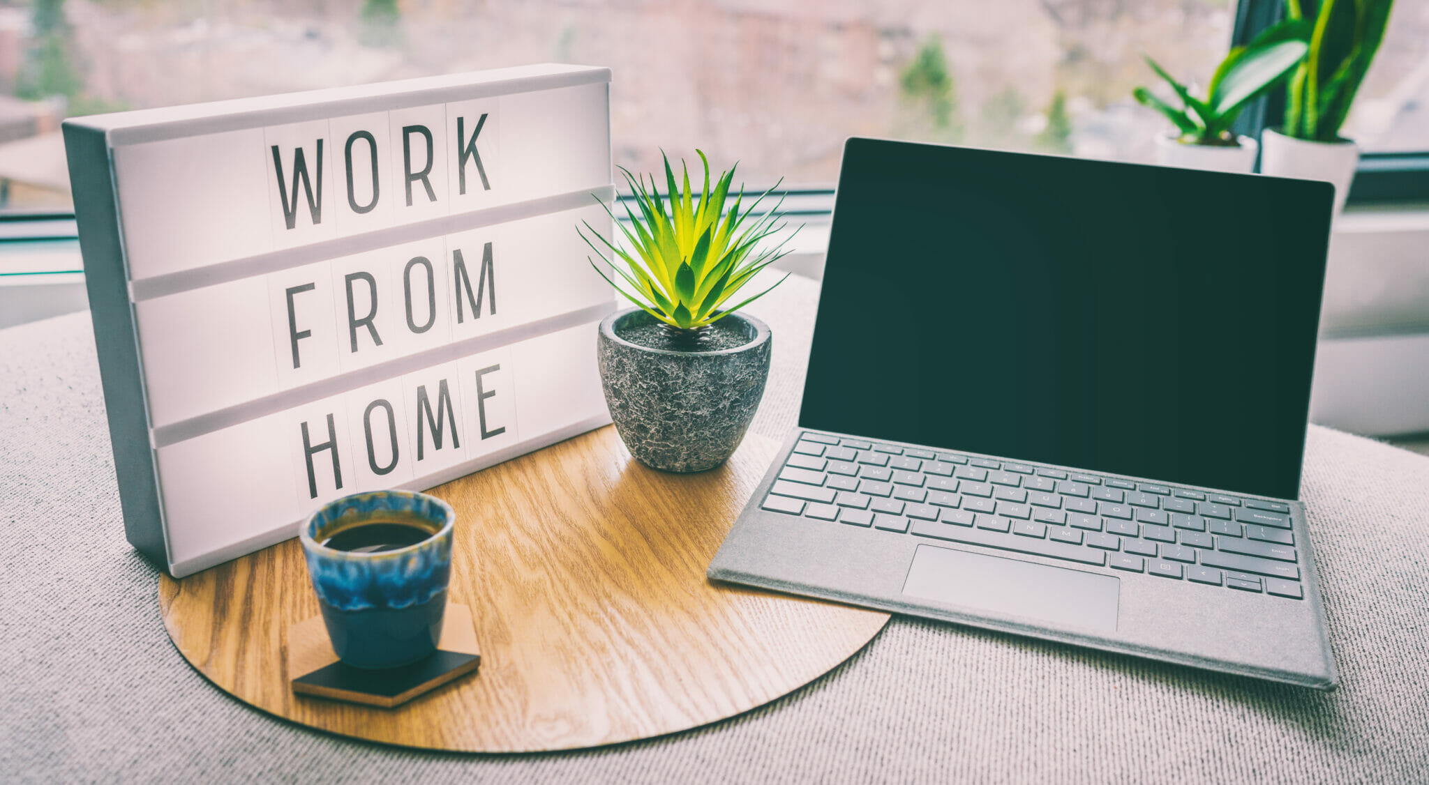 tips for working from your apartment